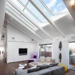 Patio : Image Courtesy Herzsage & Sternberg Architects