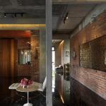 Family Room - Study : Image Courtesy © Lin Ho
