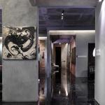 Galleria Corridor : Image Courtesy © Lin Ho