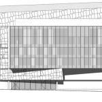 Facade : Image courtesy Henning Larsen Architects
