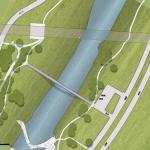 Plan : Image Courtesy Rosales + Partners Architects