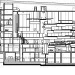 Section : Image courtesy Henning Larsen Architects