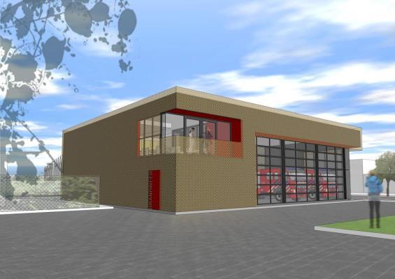 Image Courtesy Van Rooijen Nourbakhsh Architecten