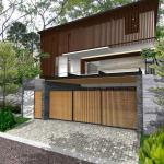 facade 2 : Image courtesy Herryj Architects
