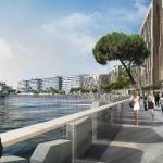 Image Courtesy Arata Isozaki + Andrea Maffei Architects