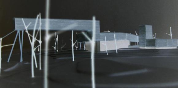 Image courtesy gianluca milesi architecture