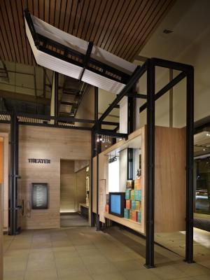 Bill & Melinda Gates Foundation Visitor Center, United States of America, by Olson Kundig Architects