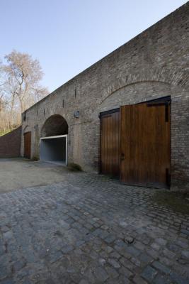 Image Courtesy ©  Govaert & Vanhoutte architectuurburo