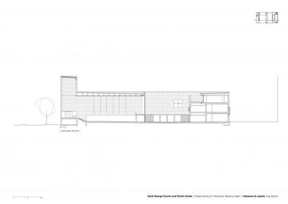 Image Courtesy © Tabuenca & Leache, Arquitectos