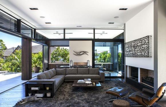 Living room, Image Courtesy © Emma-Jane Hetherington