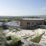 University of Exeter: Forum Project (UK), Wilkinson Eyre Architects