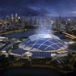 Singapore Sports Hub (Singapore), Singapore Sports Hub Design Team (DP Architects and Arup associates)