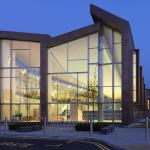 Splashpoint Leisure Centre (UK), Wilkinson Eyre Architects
