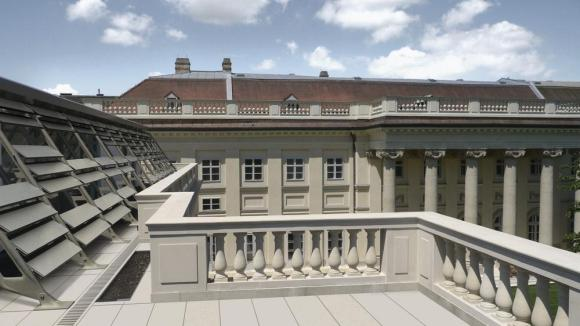 Conversion of the Palais Rasumofsky (Austria), Baar-Baarenfels Architekten