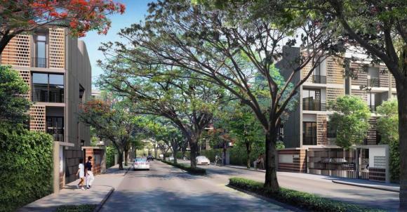 Siamese Blossom (Thailand), Somdoon Architects Ltd