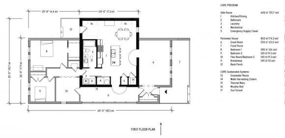 Image Courtesy © Q4 Architects