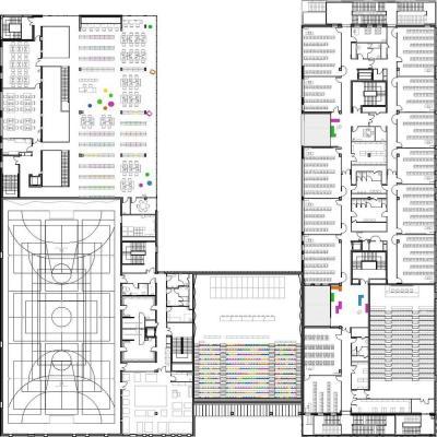 Image Courtesy ©  GPAA - Gaëlle Péneau Architectes Associés