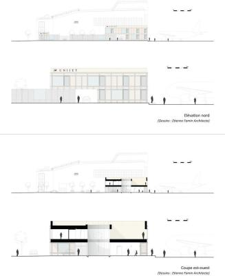 Image Courtesy ©  Etienne Famin Architecte