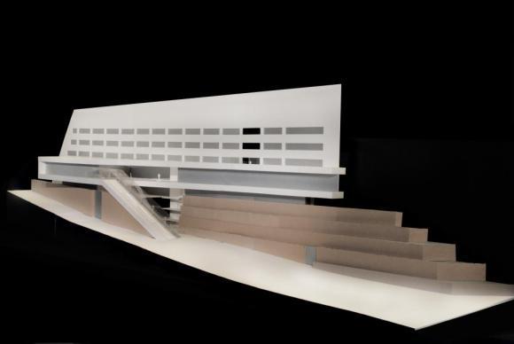 Image Courtesy © Atelier d'architecture Michel Rémon