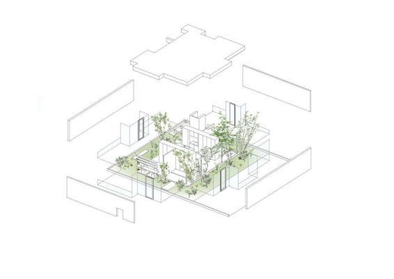 Image Courtesy © mA-style architects