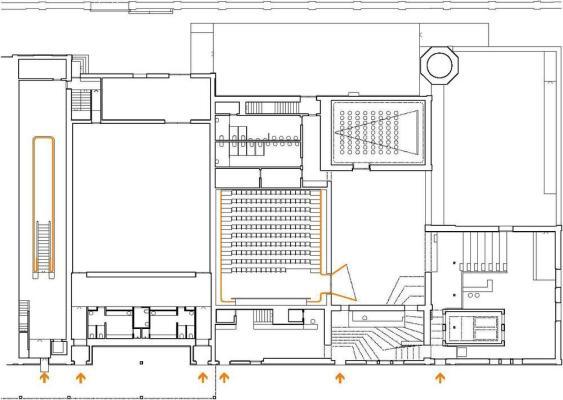 Image Courtesy © CHURTICHAGA + QUADRA-SALCEDO arquitectos
