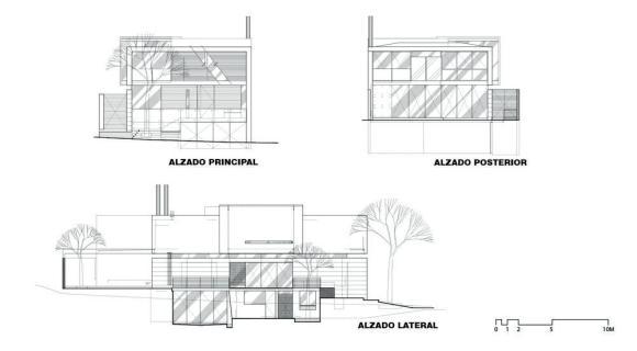 Image Courtesy ©  HERNÁNDEZ SILVA ARQUITECTOS