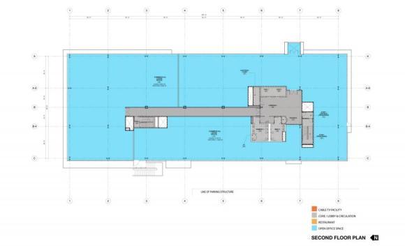 Level 2, Image Courtesy © Ehrlich Architects