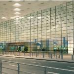 Image courtesy of SOM; Photographer, Robert Polidori / © Mumbai International Airport Pvt. Ltd.