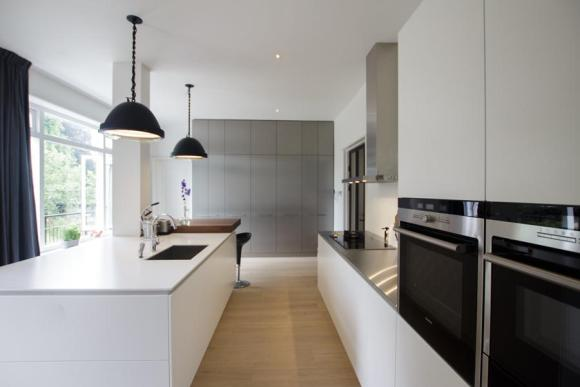 kitchen – ground floor, Image Courtesy © Cornelie de Jong