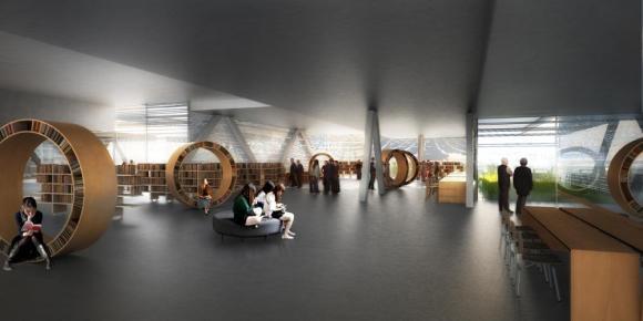 Image Courtesy © MenoMenoPiu Architects & Atelier Castro Denissof