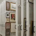 Art storage panels, Image Courtesy © Scott McDonald