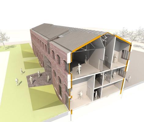 Image Courtesy © h2o architectes