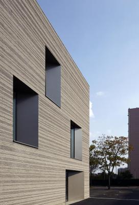 Image Courtesy ©  Babled Nouvet Reynaud Architectes