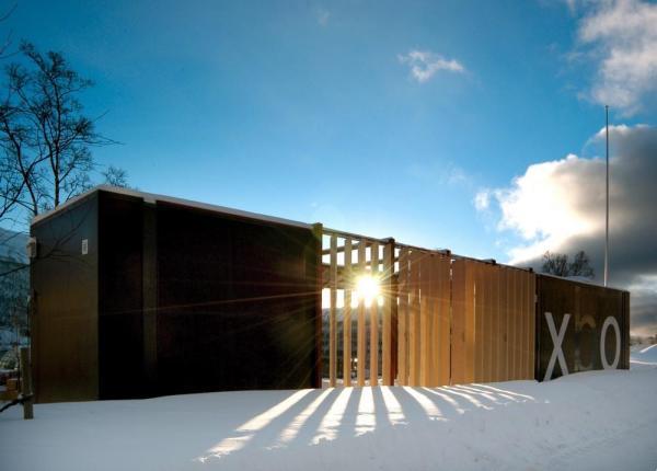 Image Courtesy © 70°N arkitektur