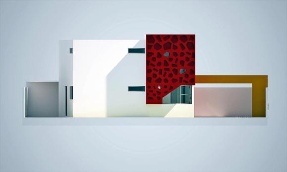 Image Courtesy © Gerardo Ars Arquitectura