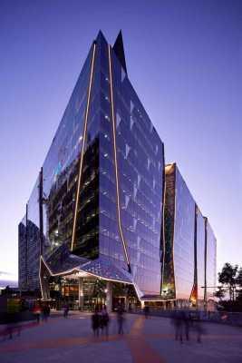 National Australia Bank, 700 Bourke St, Melbourne - Woods Bagot