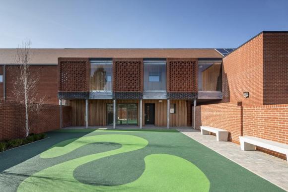 Image Courtesy © Proctor and Matthews  Architects