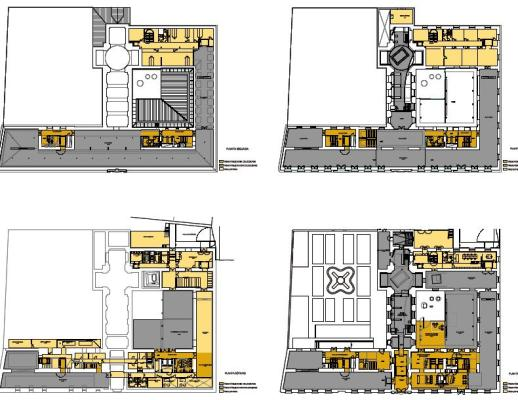 Image Courtesy ©  Frade Arquitectos