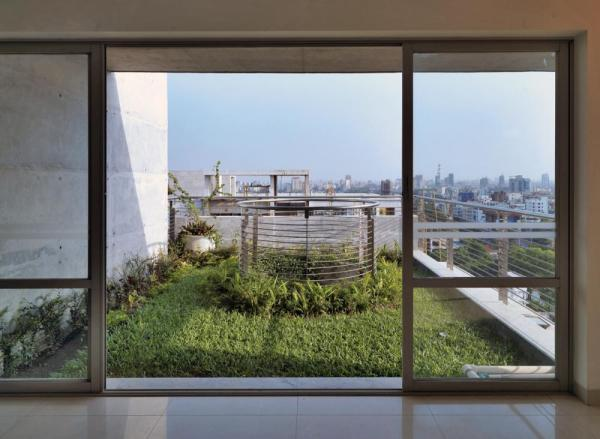 Image Courtesy © Shatotto - Architecture for Green Living