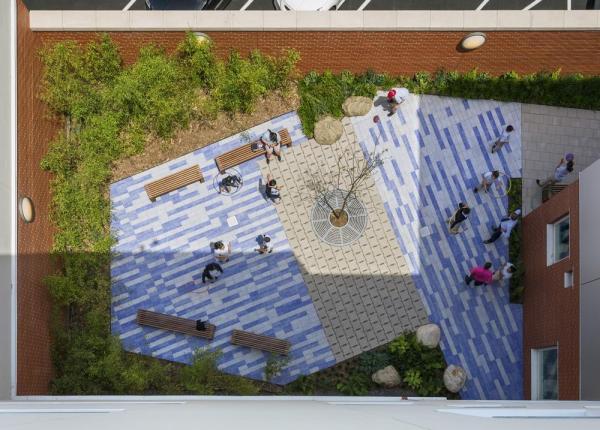 Image Courtesy © Mitchell Giurgola Architects