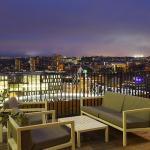 Terrace view towards north, Image Courtesy © Oslo S Utvikling_Einar Horsberg