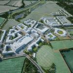 North West Cambridge Masterplan byAECOM Design & Planning