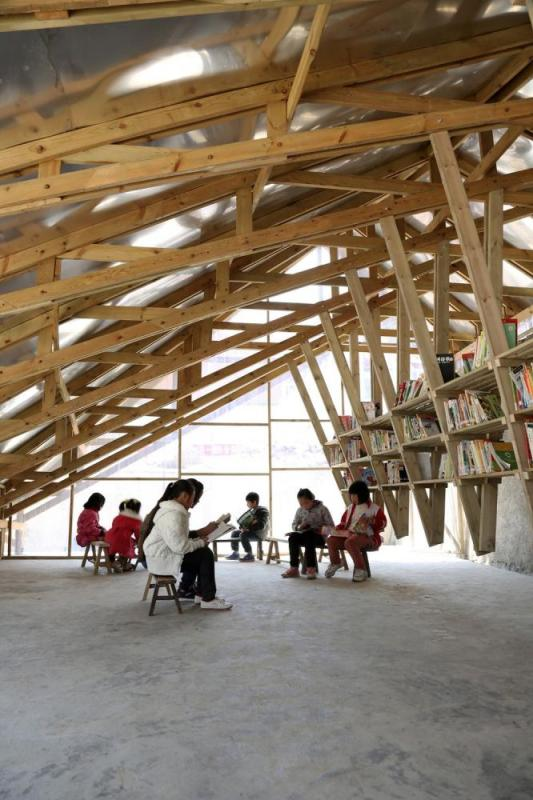 The Pinch, China, designed by Olivier Ottevaere and John Lin / The University of Hong Kong
