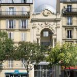 View of the building from avenue des Gobelins, Image Courtesy © Michel Denancé