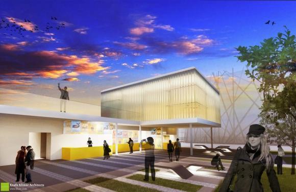 Image Courtesy © Knafo Klimor Architects