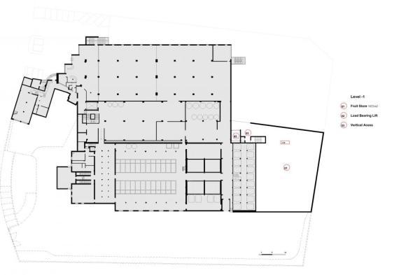 Image Courtesy © MSB arquitectos