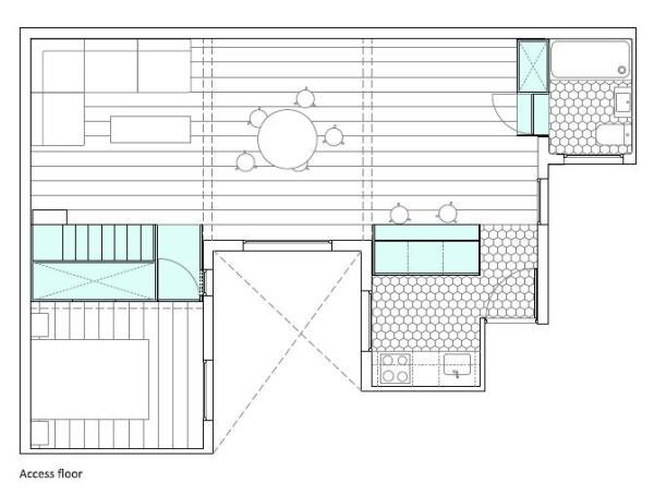 Image Courtesy © BUJ+COLÓN Architects