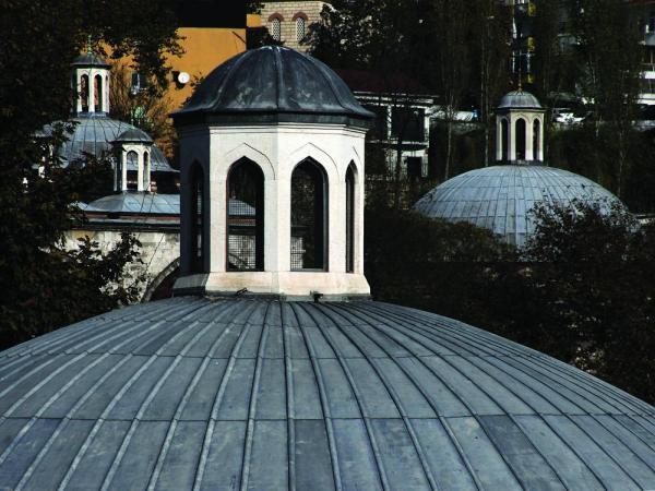 Skylight on the Main Dome, Image Courtesy © Cengiz Karliova