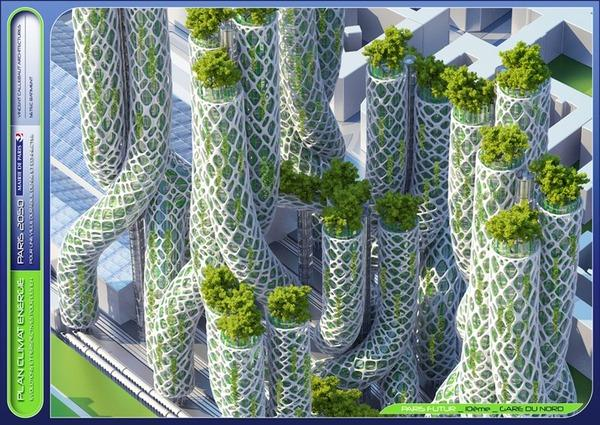 Image Courtesy © Vincent Callebaut