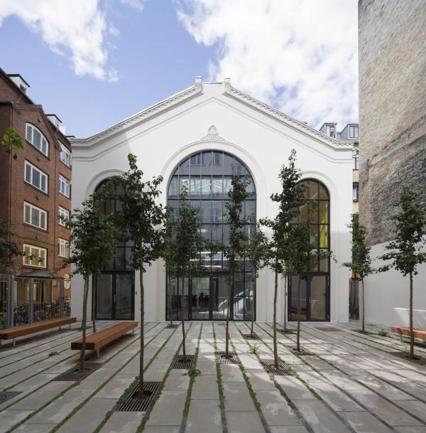 Image Courtesy © Dorte Mandrup Arkitekter A/S
